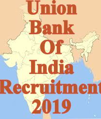 Union Bank of India Recruitment 2019 | Specialist Officers(SO)