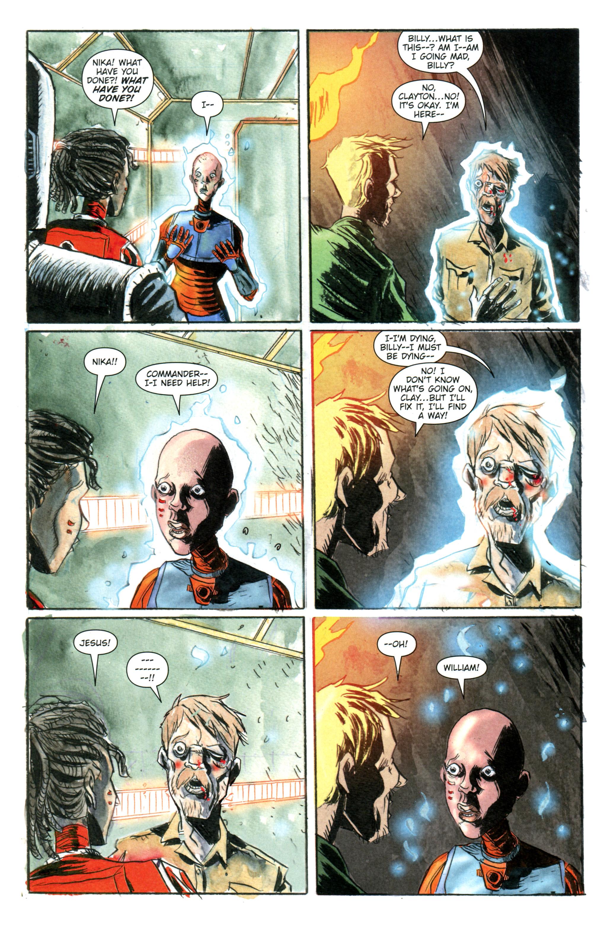Read online Trillium comic -  Issue #4 - 15