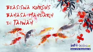 Huayu Enrichment Scholarship: Beasiswa Kurus Bahasa Mandarin di Taiwan