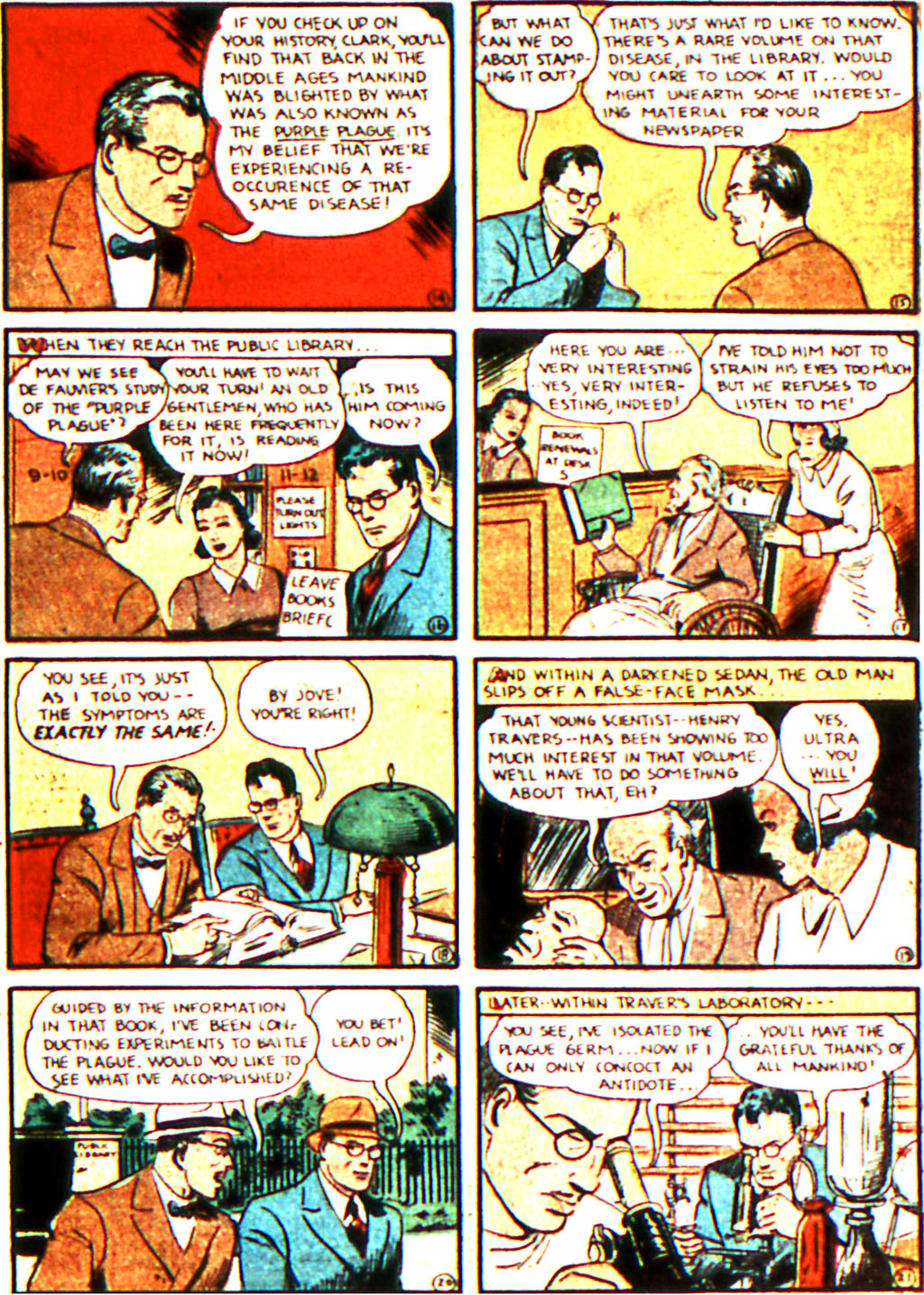 Read online Action Comics (1938) comic -  Issue #19 - 5