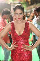 Parul Yadav in Sleeveless Deep Neck Red Gown at IIFA Utsavam Awards March 2017 053.JPG