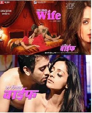 18+ The Real Wife 2018 Hindi Movie 350MB HDRip 480p