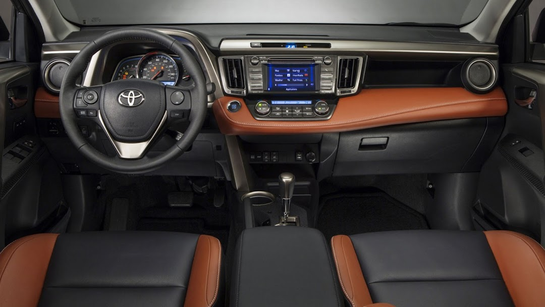 2013 Toyota RAV 4 HD Wallpaper 6