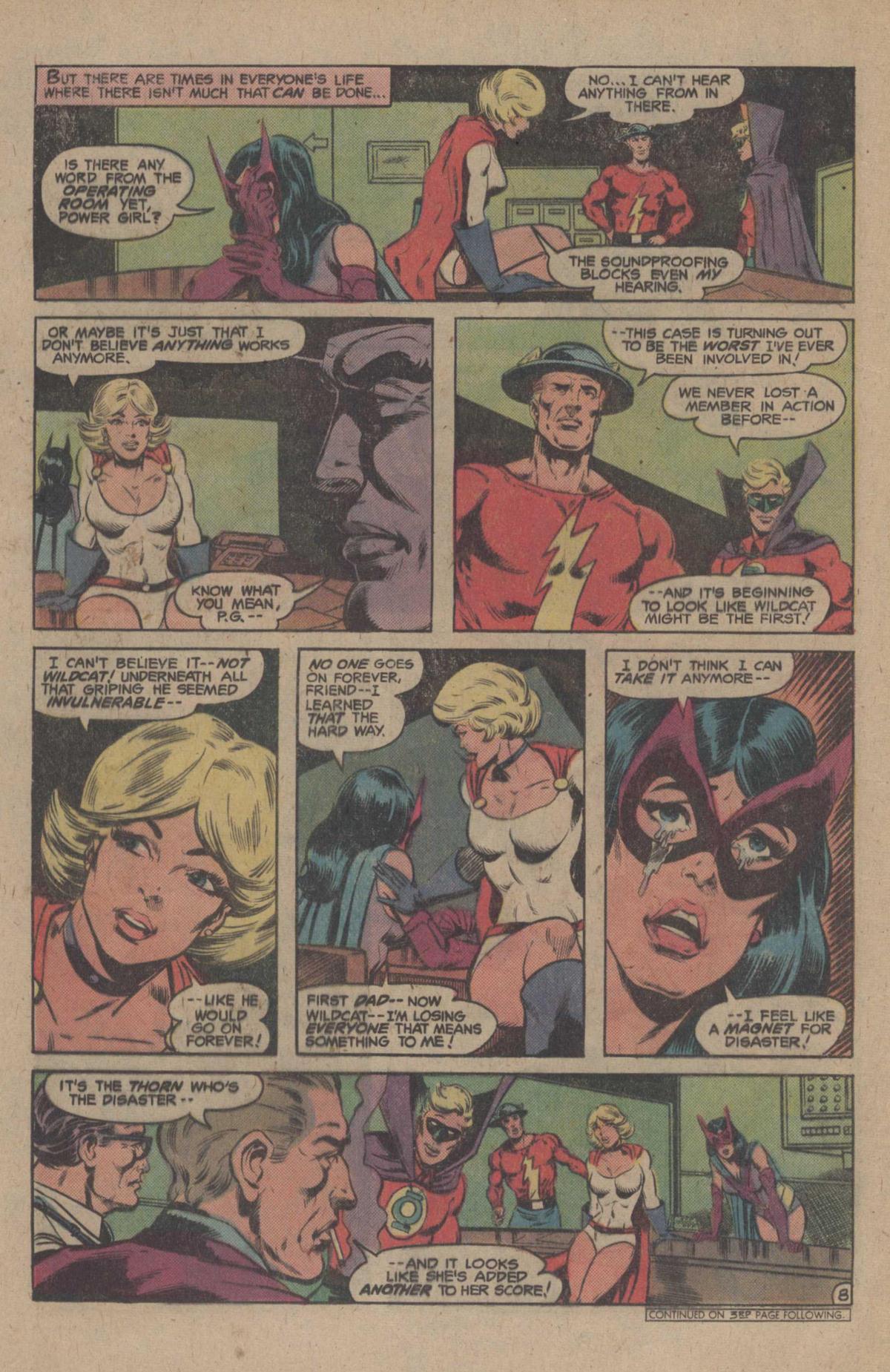 Read online All-Star Comics comic -  Issue #72 - 12