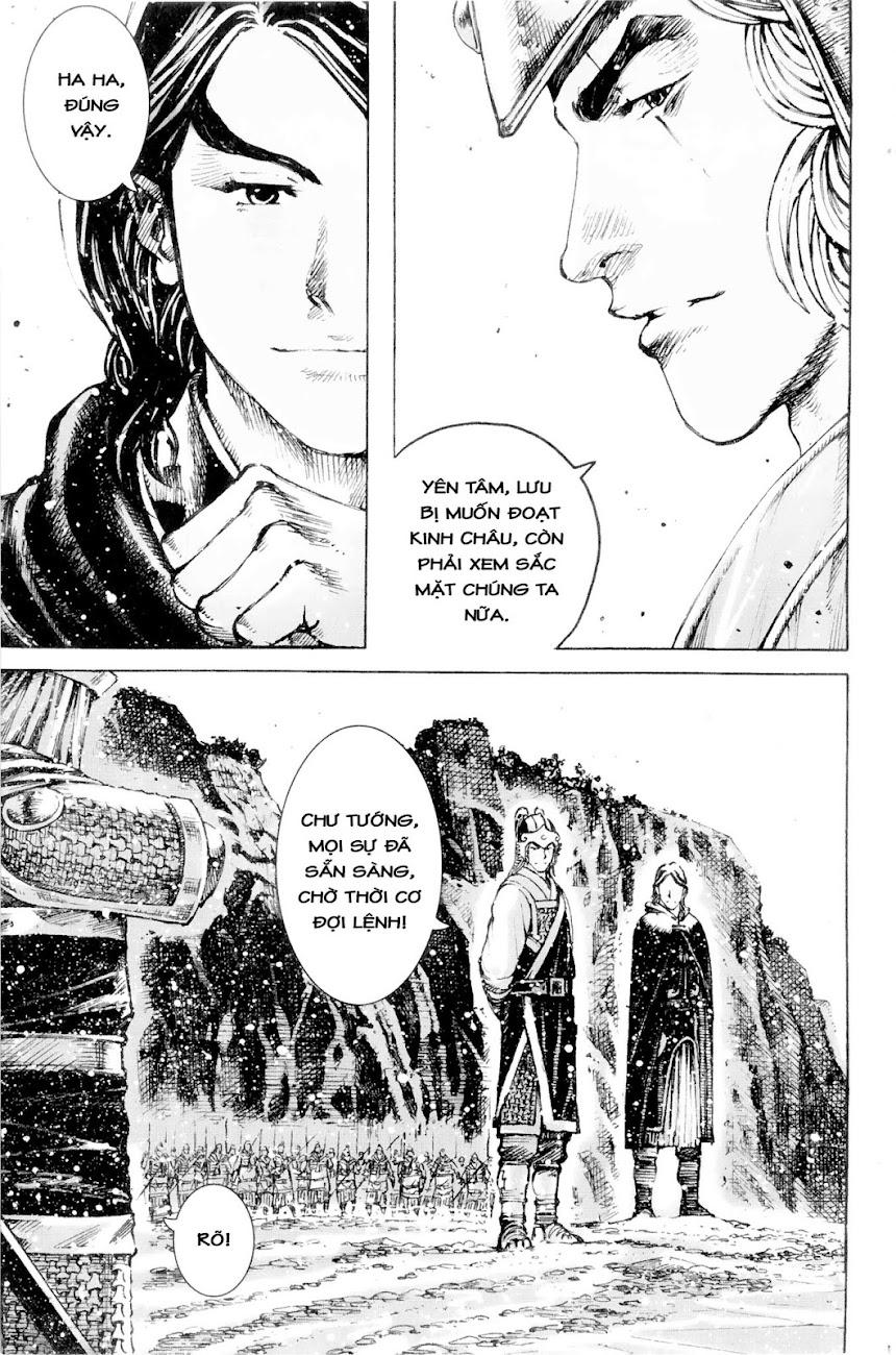 Hỏa phụng liêu nguyên Chương 410: Quấn lấy không buông [Remake] trang 7