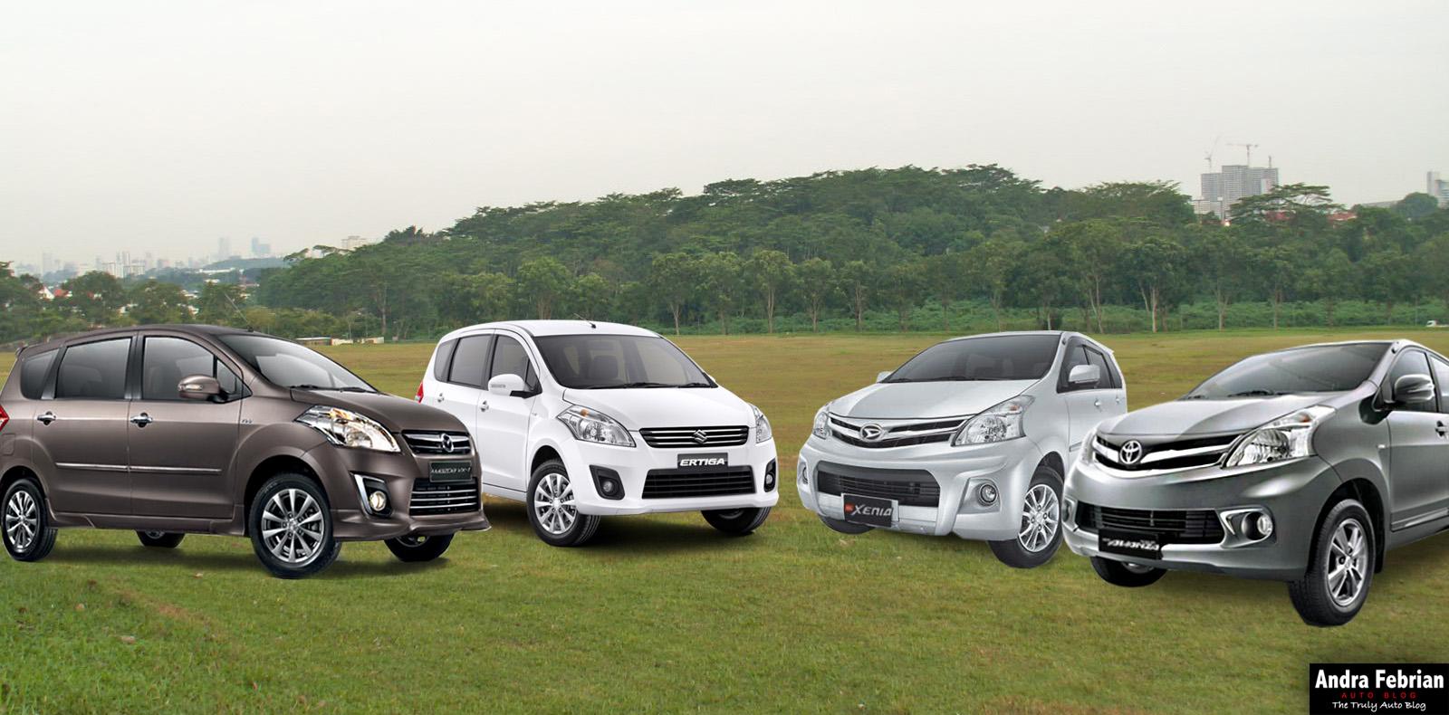 Grand New Avanza Vs Toyota Yaris Trd Parts Menang Mana Ertiga Vx 1 Atau Xenia Andra
