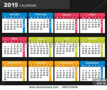 Download Kalender 2019 Lucu Pdf