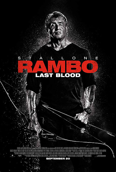 Poster of Rambo: Last Blood (2019) Dual Audio [Hindi-Cleaned] 720p HC HDRip Free Download