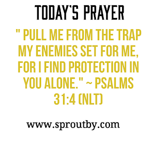 Daily Psalms, Daily Prayers, Bible Quotes