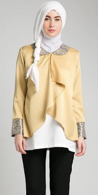 Model Baju Lebaran Wanita Terbaru
