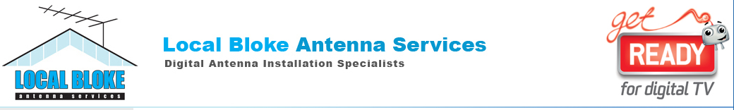 Local Bloke Antenna Services, Brisbane