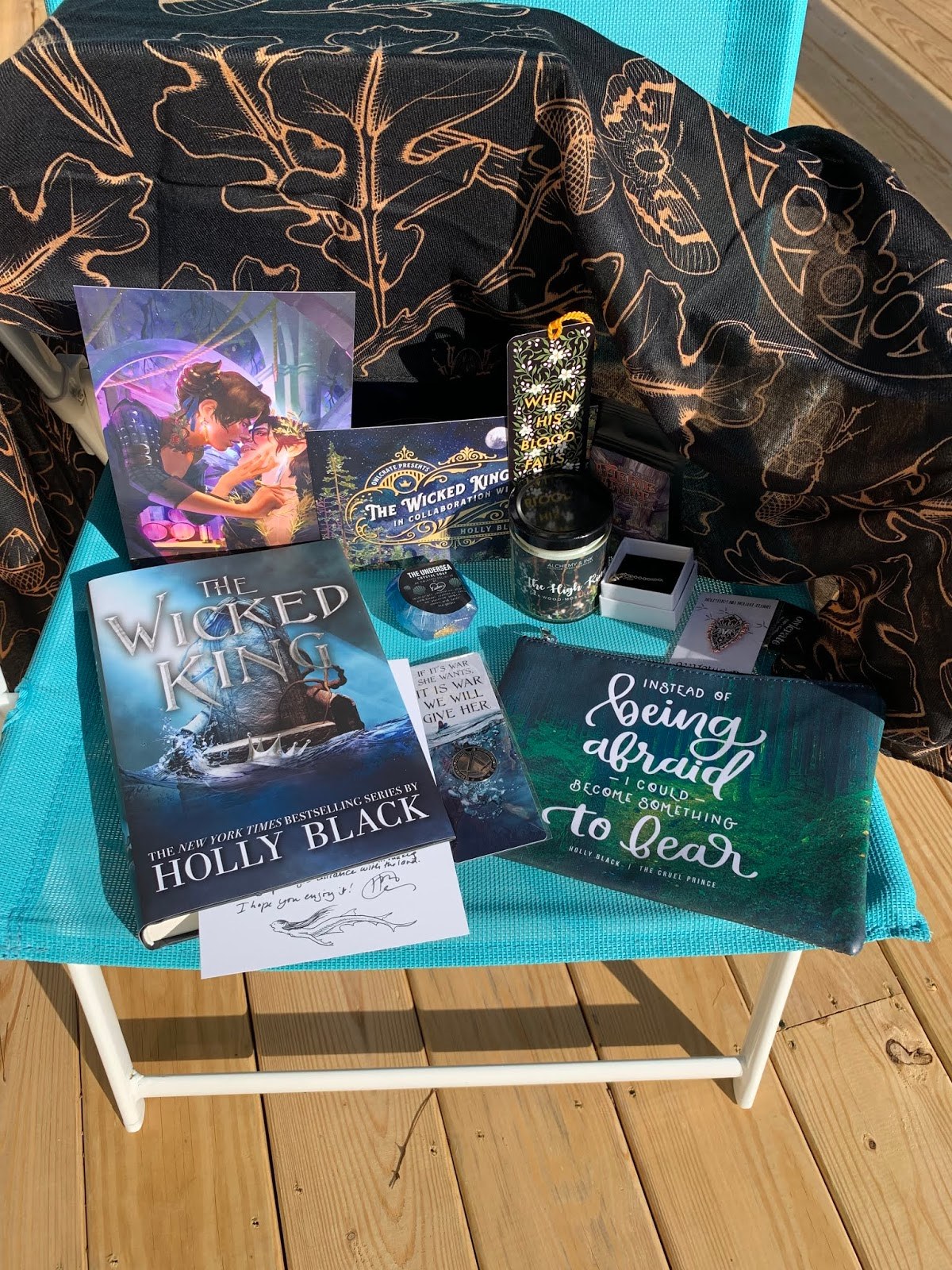 Melissa Martin's Reading List & Ramblings : Owlcrate ~ The