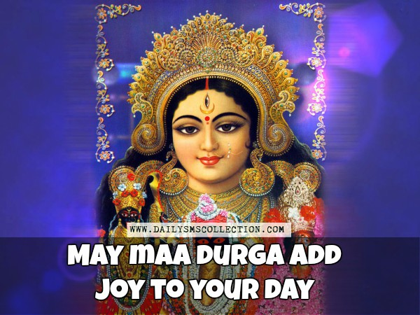 Happy Durga Puja Vector