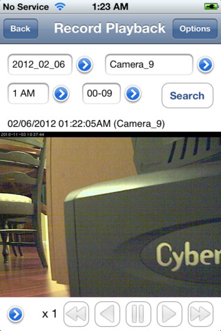 Zoneminder Ip Cam Viewer Android