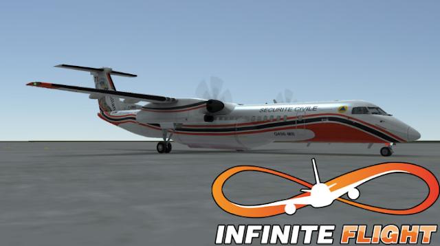 Infinite Flight Simulator v17.12.0 Mod Apk Terbaru