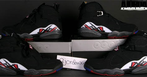 new product 5d45a 73f98 ajordanxi Your  1 Source For Sneaker Release Dates  Air Jordan VIII Retro  Black Varsity Red-White-Bright Concord (2007)