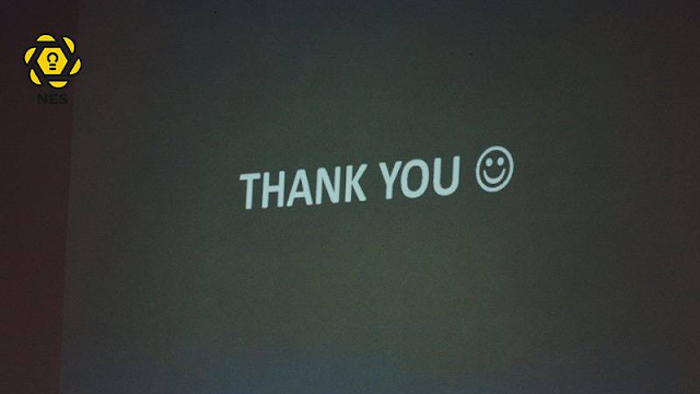 Final Thankyou Slide :)