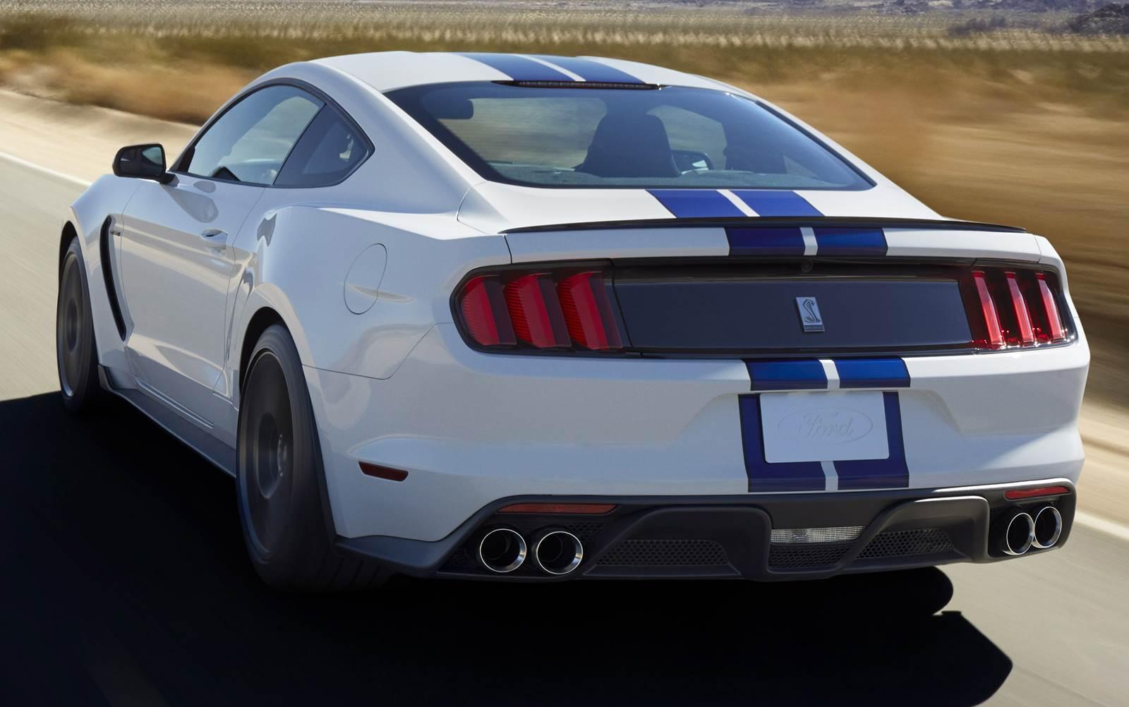 Novo Mustang Shelby Gt350 2015 Fotos E Especifica 231 245 Es