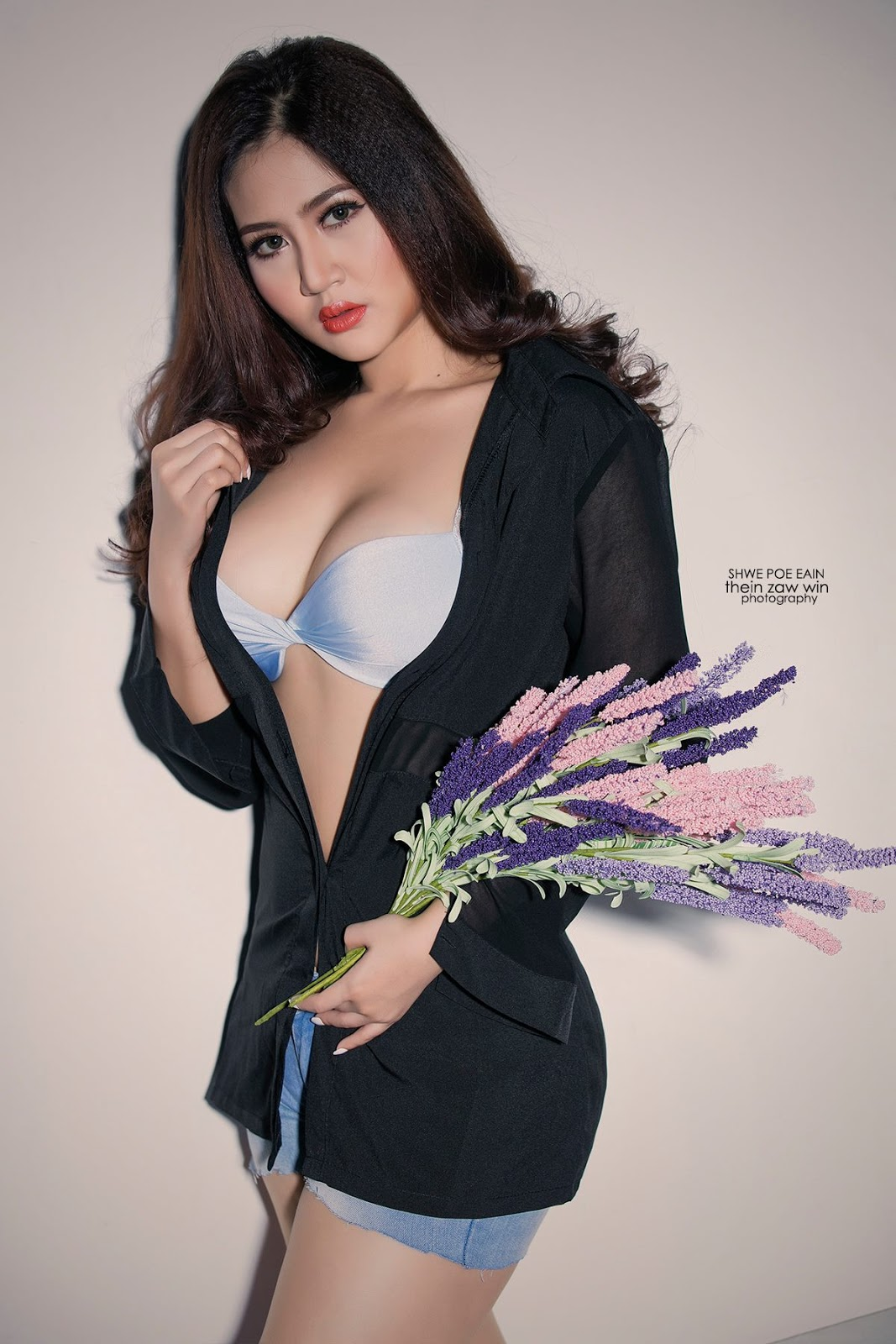 Shwe Poe Eain Fabulous Fashion Photoshoot-6809