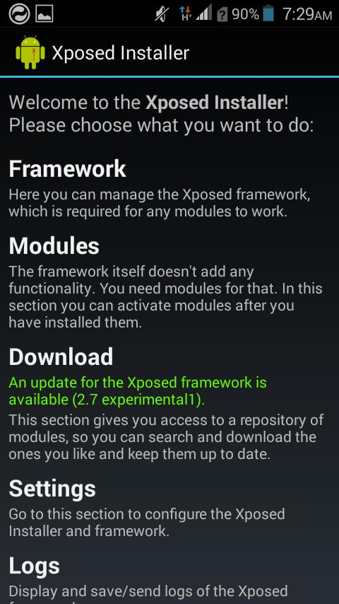 download xposed installer 251 apk