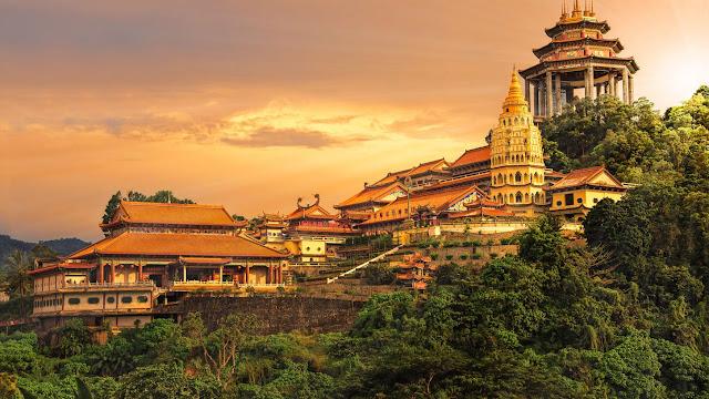 Kek Lok Si Temple,Pulau Pinang, Penang,