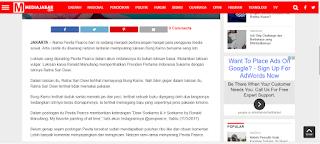 Pevita Diserang Netizen di Media Jabar