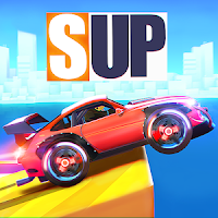 Game balapan kendaraan beroda empat android yang seru dan wajib untuk anda mainkan kali ini datang dari de SUP Multiplayer Racing v1.42 apk Mod Unlimited Money (Released)