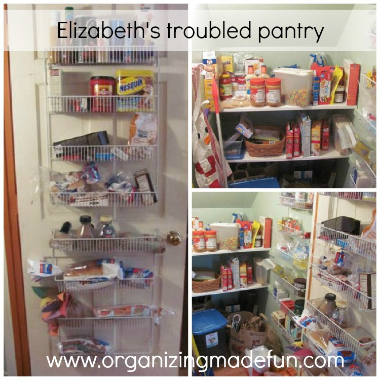 Beautiful OMF to the Rescue: Help for a troubled pantry | Organizing Made  JC47
