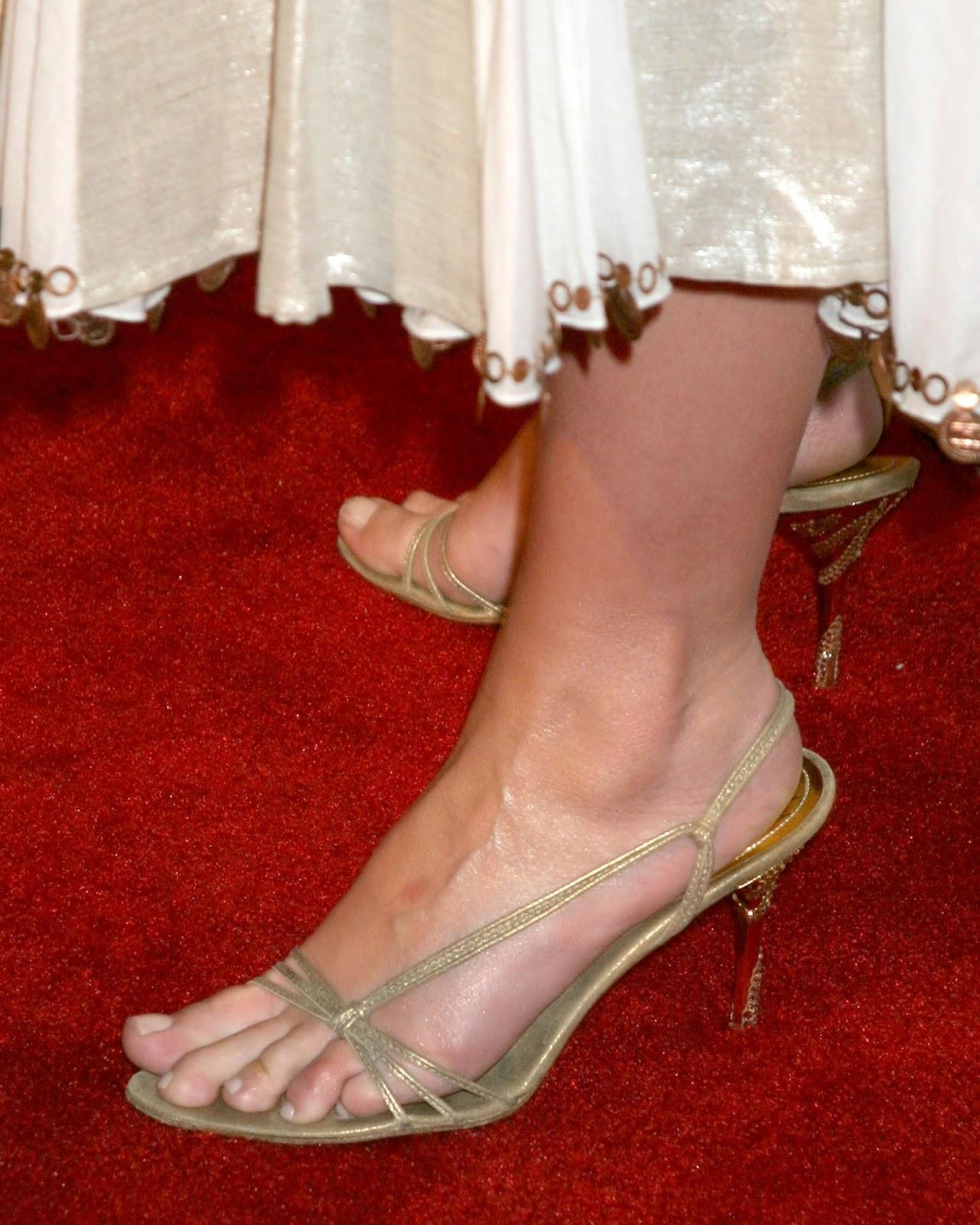 Celebrity Foot Fetish