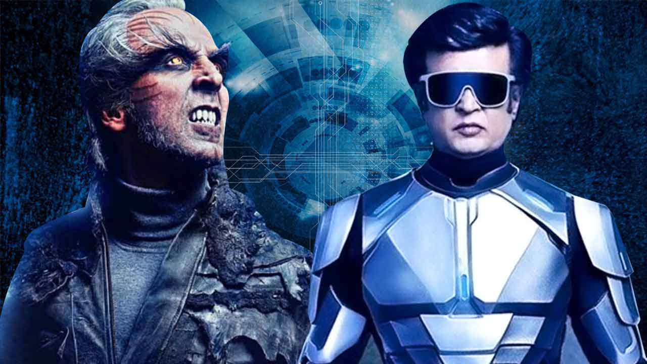 Rajinikanth And Akshay Kumar's 2Point0 China Release Will Be The Widest Ever In The World!