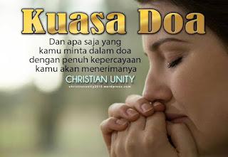 Ketika Anda Meminta Sesuatu, Percayalah Bahwa Tuhan Akan Menjawabnya