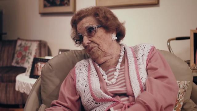 Lea y Mira dejan su huella (Poli M. Kaplun) Documental Estreno