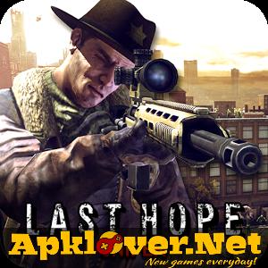Last Hope Sniper Zombie War MOD APK unlimited money