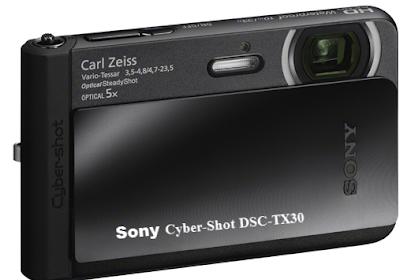Harga dan Spesifikasi Kamera Sony Cyber-Shot DSC-TX30  Tahun 2015