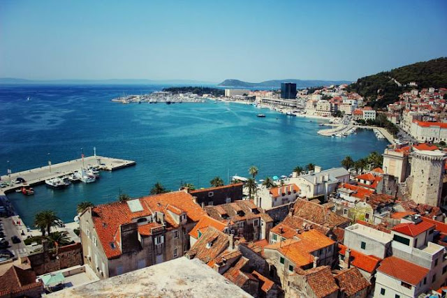 Split - Croatia - Adriatic Sea