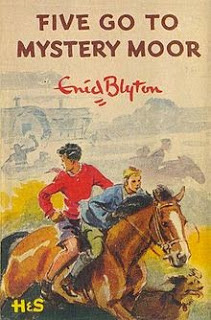 Download free ebook Famous Five 13 - Five Go To Mystery Moor By Enid Blyton pdf