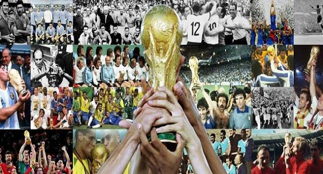 Dünya Kupası'nın Geçmişten Günümüze Kadar Olan Tarihçesi - Kurgu Gücü