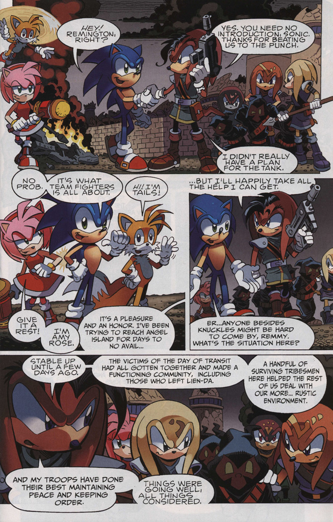 Read online Sonic The Hedgehog comic -  Issue #243 - 15
