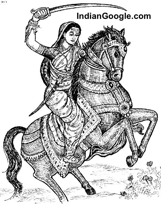 jhansi rani photos and jhansi ki rani images in hd quality