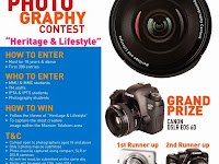 Win the Canon EOS 6D DSLR Camera with the Visit Muzium Telekom Photography Contest!