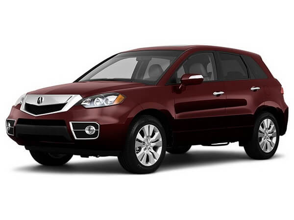 2010 Acura RDX Prices, Reviews and Pictures