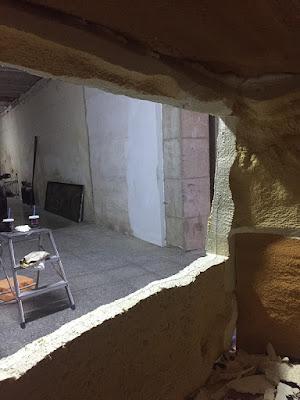 Interior del hide