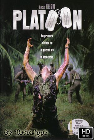 Platoon [1080p] [Latino-Castellano-Ingles] [MEGA]