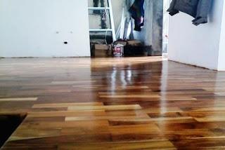 lantai kayu purwokerto