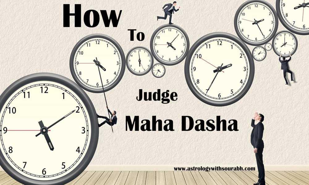 Vedic Astrology Research Portal: Secret of Maha Dasha in