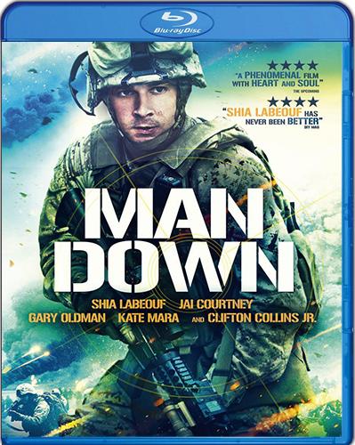 Man Down [2015] [BD25] [Subtitulado]