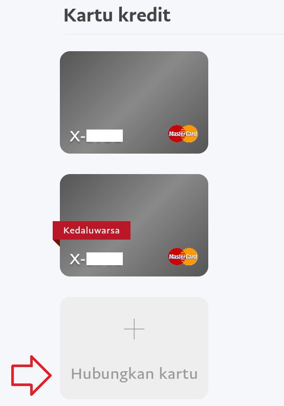 Tambah Kartu Kredit Ke Paypal