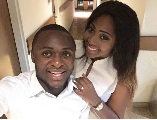Image result for Lilian Esoro Unfollows Ubi Franklin On Instagram Amidst Rumour of Marital Issues