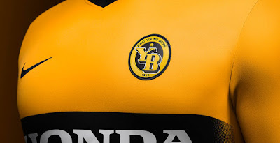 c0461b902 Young Boys Bern 16-17 Kits Released