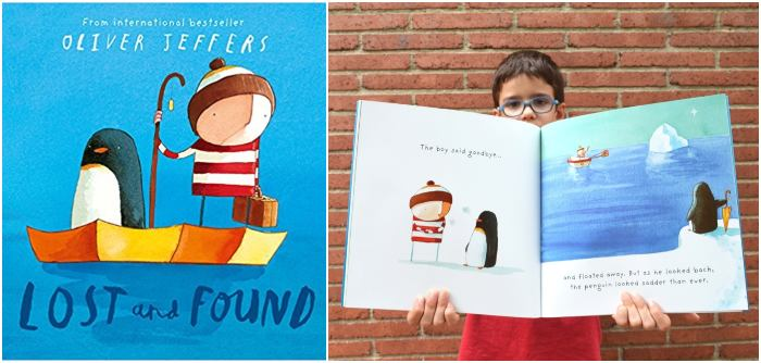 los mejores cuentos y libros infantiles en inglés lost and found oliver jeffers